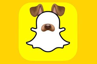 Cara Menggunakan Filter Anjing di Snapchat