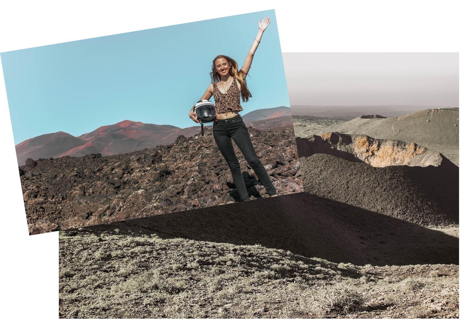 Lanzarote Volcano Travel Guide Blog