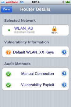 Apple Tricks: iWep PRO free for cracking wi-fi passwords