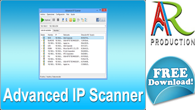 Advanced IP Scanner 2.5-Free Download-Latest & Full Version-All Windows