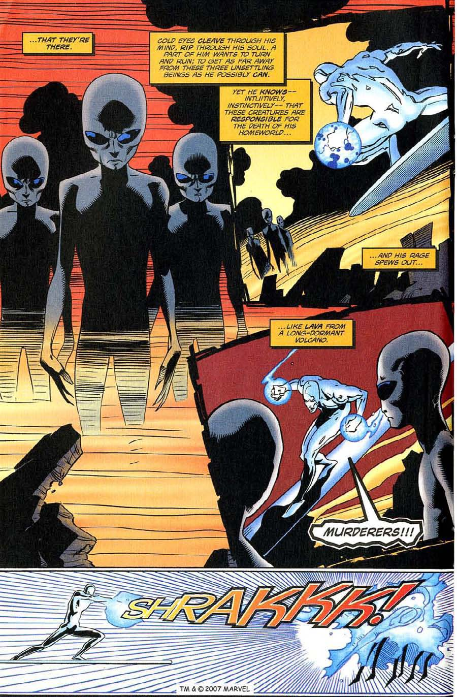 Read online Silver Surfer (1987) comic -  Issue #130 - 12