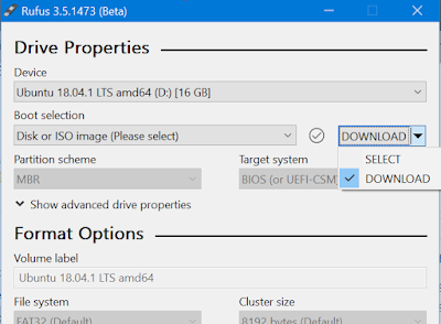 How to Download Windows 10 ISO using Rufus