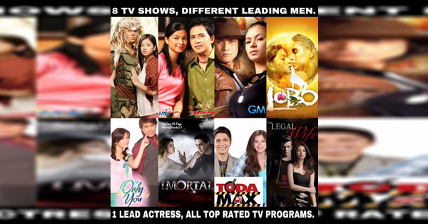 8 Top-rated TV Shows That Proved Angel Locsin Doesn't Depend Her Success On Her Leading Men