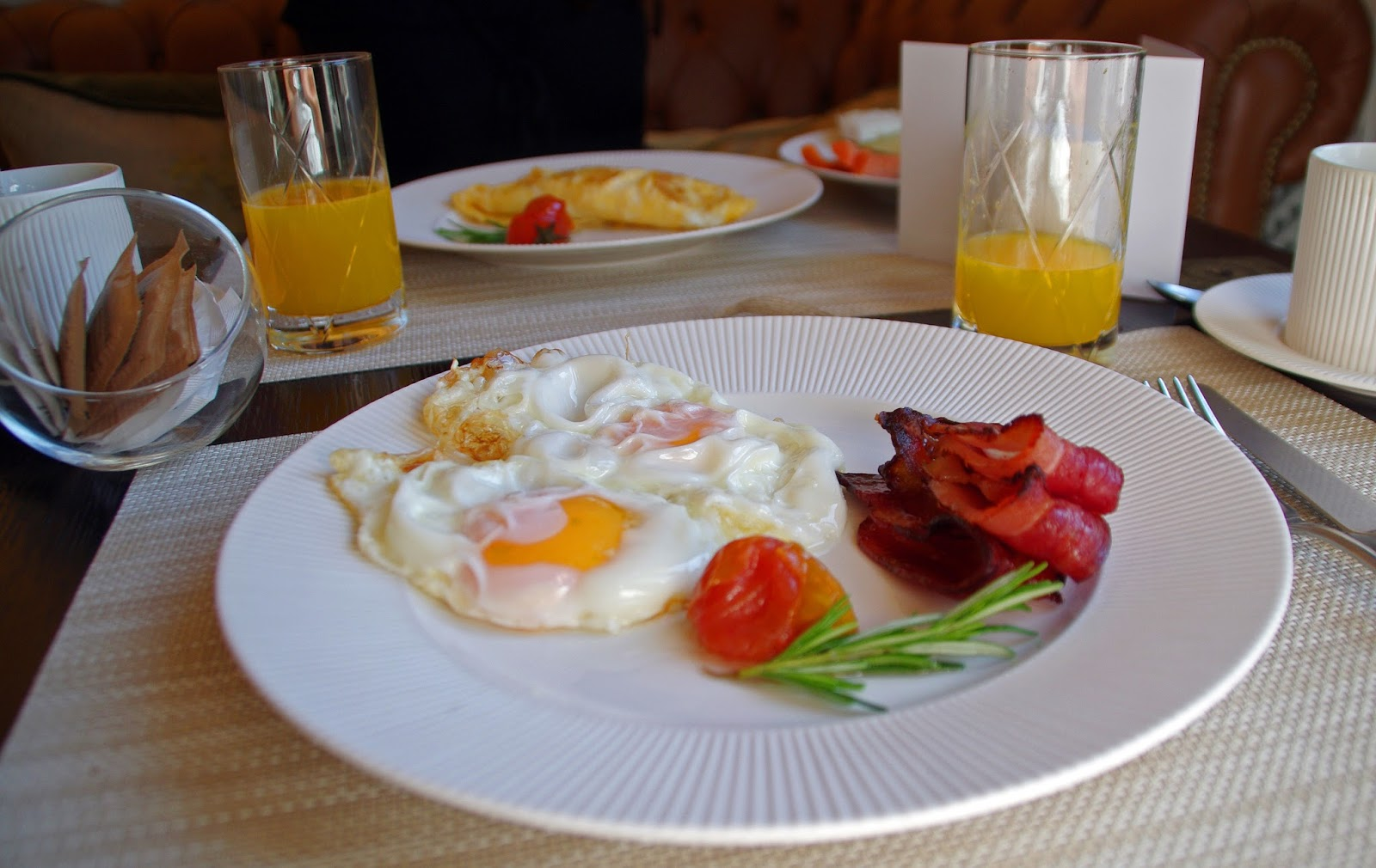 Breakfast at Cotton House Hotel Barcelona