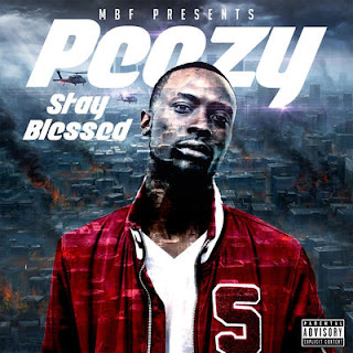 Peezy - Stay Blessed (2017) - Album Download, Itunes Cover, Official Cover, Album CD Cover Art, Tracklist