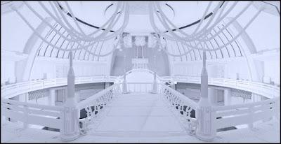 Fusion Engine Room