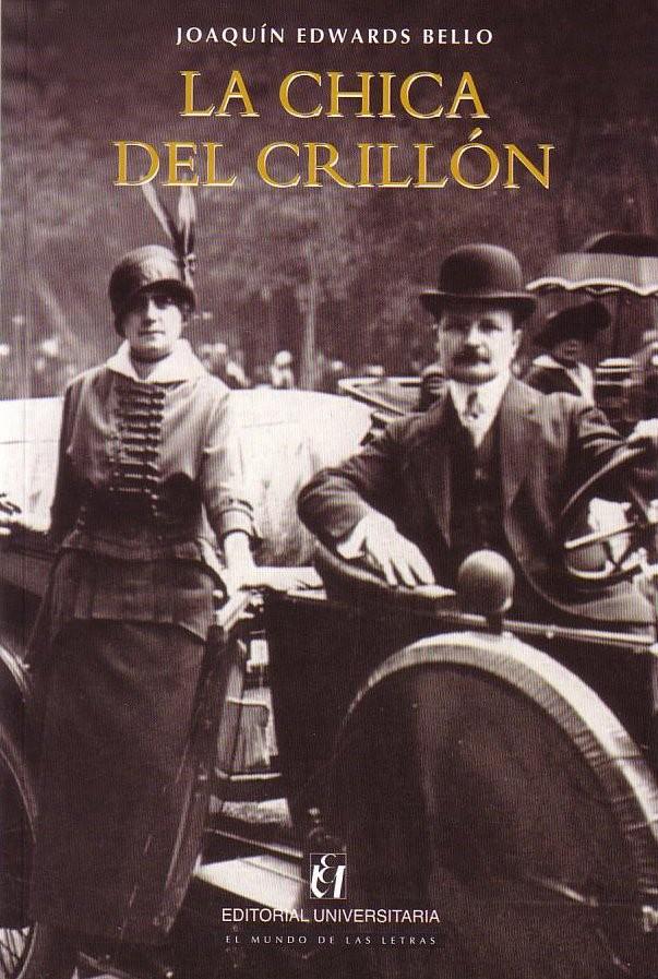 La chica del Crillón – Joaquin Edwards Bello
