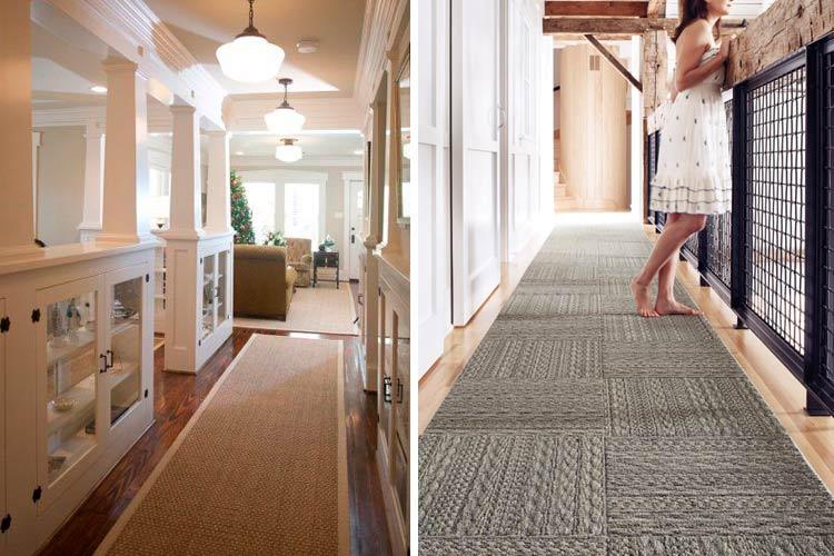 Marzua las alfombras extralargas en la decoraci n del hogar - Alfombras para pasillos modernas ...