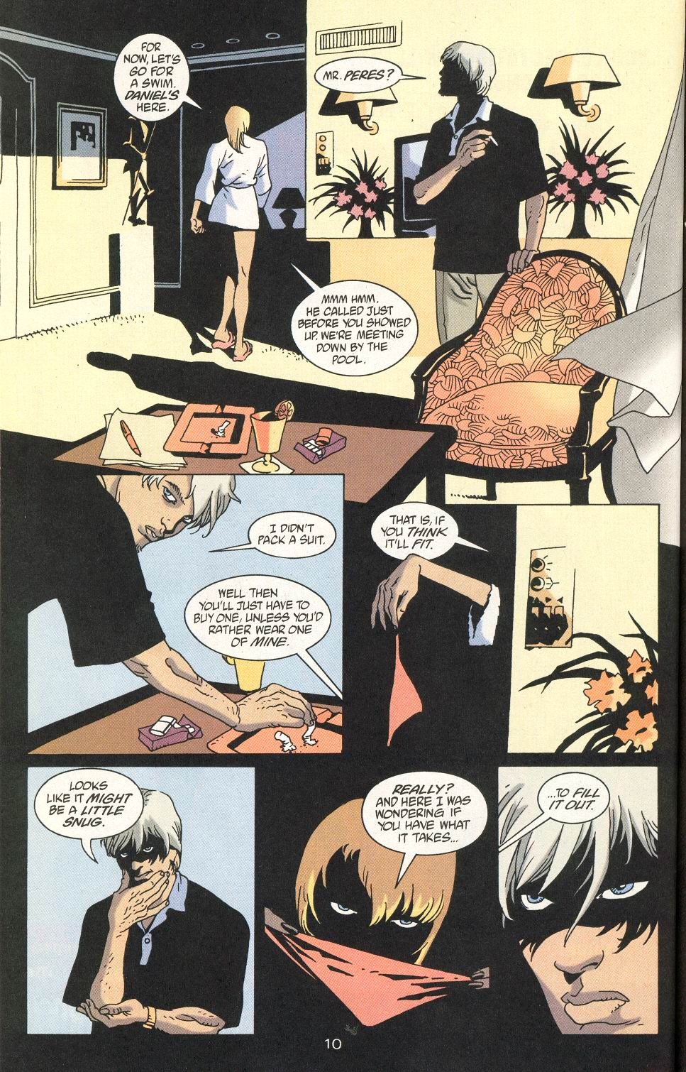 Read online 100 Bullets comic -  Issue #23 - 12
