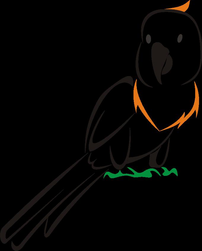 Juga dari tahan air, bio. Logo Burung Kakatua format Vektor - Berita Online Papua