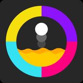 تحميل تطبيق لعبة الالوان Color Switch للاندرويد مجانا