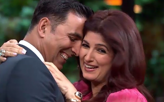 Koffee With Karan Season 5: Know Akshay Through Twinkle's Eyes!