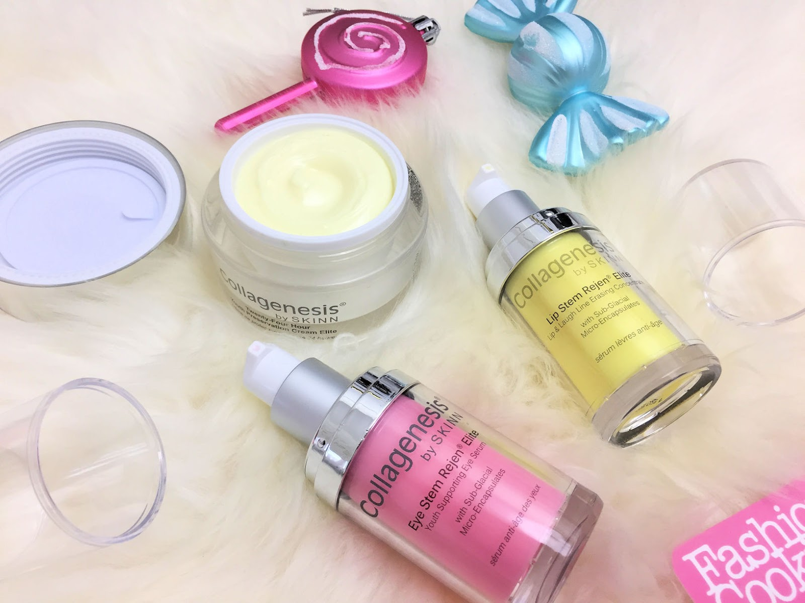 SKINN Collagenesis creams review on Fashion and Cookies beauty blog, beauty blogger