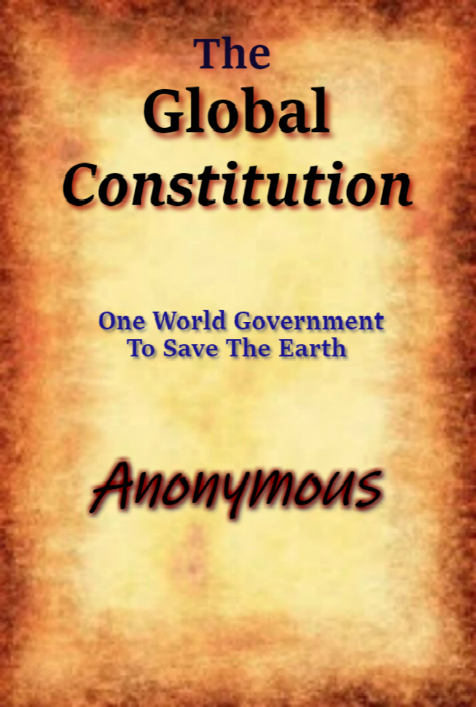 Global Pandemic Vs The Global Constitution