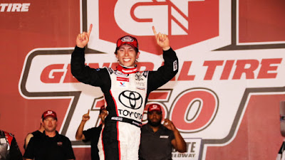 Brandon Jones - Confidence Up after #ARCA Win