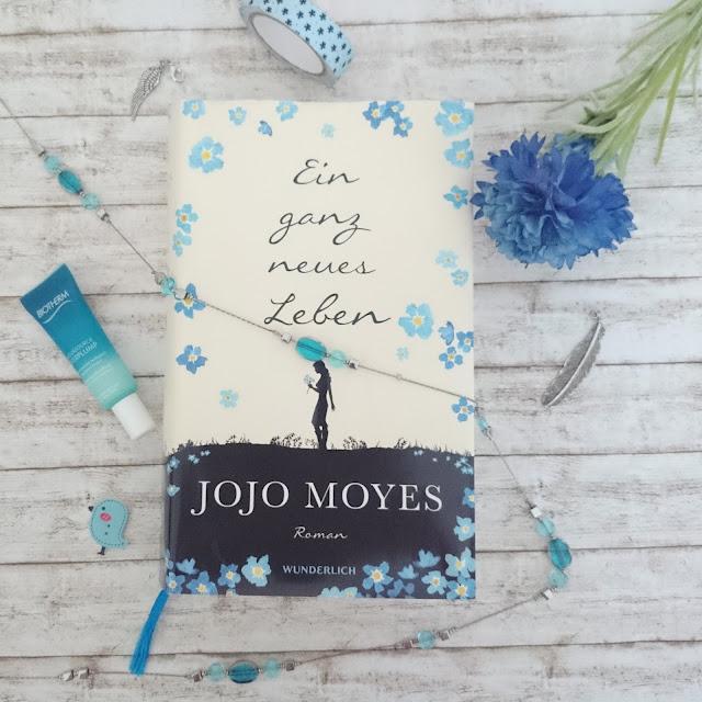 [books] Jojo Moyes - Ein ganz neues Leben