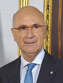 José Antonio Durán Lérida, de Alcampell