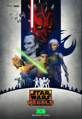Star Wars Rebels (3x