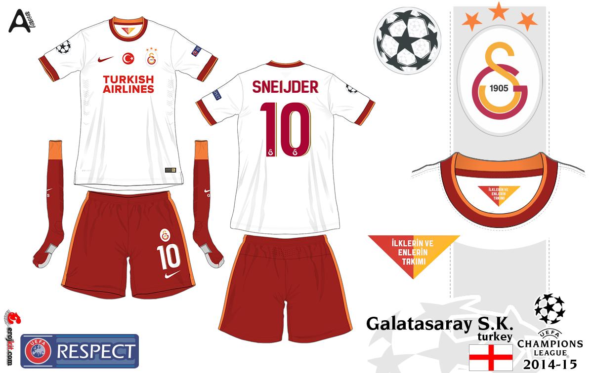 1ecae74fe2 A Nike fez um terceiro uniforme para o clube