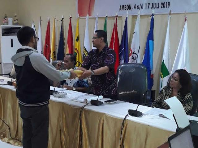 PKS Daftar Bacaleg DPRD Kota Ambon ke KPU