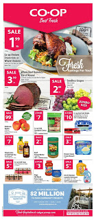 Co-op Weekly Flyer Circulaire January 19 - 25, 2018