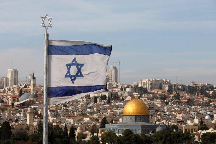 Panorama - Western Wall of Jewish Temple, Jerusalem — Stock Photo ...