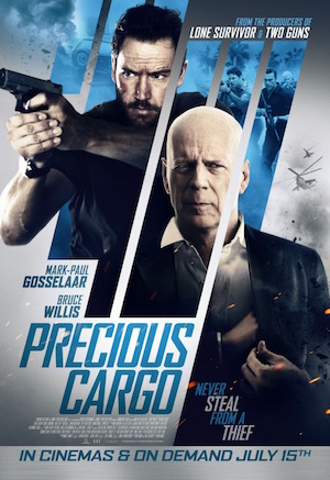 Poster Precious Cargo 2016