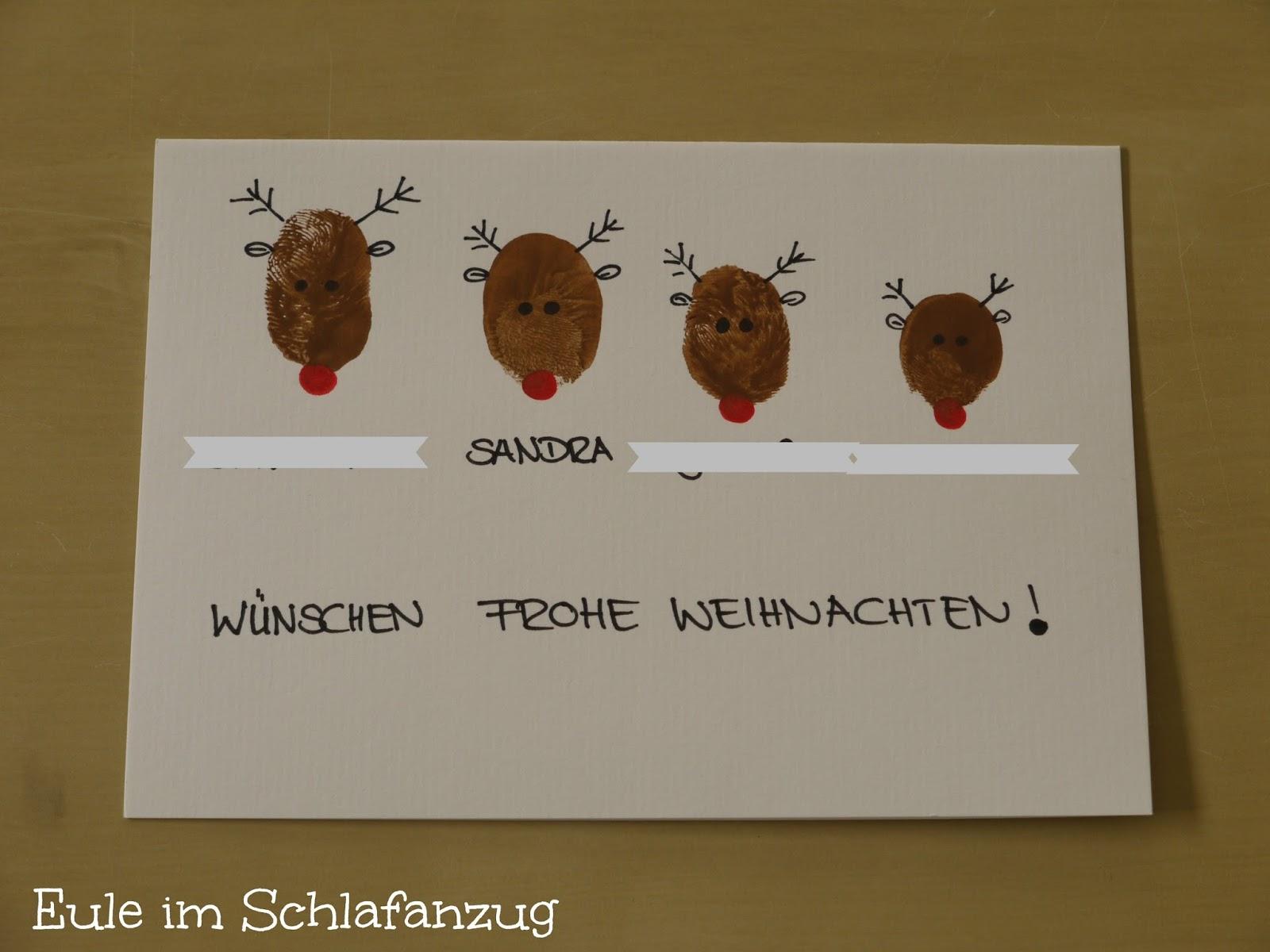 Weihnachtskarten Verlag.Eule Im Schlafanzug Weihnachtskarten 2016