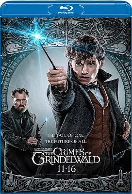 Fantastic Beasts The Crimes of Grindelwald [2018] [BD25] [Latino]