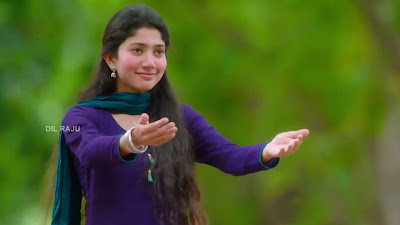 Tollywood Actress Sai Pallavi HD Picture Of MCA Movie