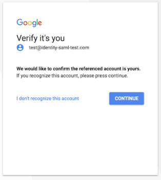 Coming May 7th, 2018: A more secure sign-in flow on Chrome