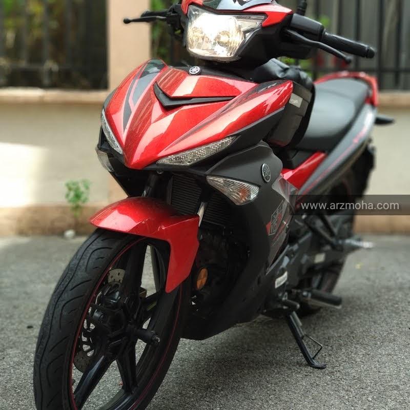 Berapa Harga Memperbaharui Insuran Dan Cukai Jalan Untuk Motosikal Yamaha Y150zr Mobile