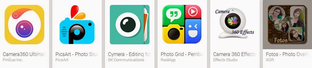 Download image Aplikasi Edit Foto Android Terbaru Mei 2014 PC, Android