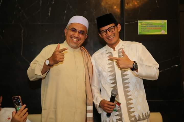 Isu Dukung Jokowi-KMA, Ini Klarifikasi Tuntas Habib Ali Zainal Abidin Bilfaqih