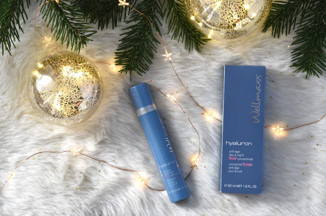 Gepflegte Haut im Winter - Tipps und Hautpflege mit Wellmaxx - hyaluron anti-age moist intense gel concentrate und day & night fluid concentrate