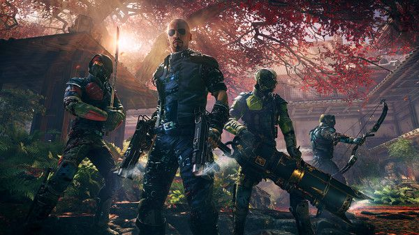 Shadow Warrior 2 Bounty Hunt Part 1 DLC
