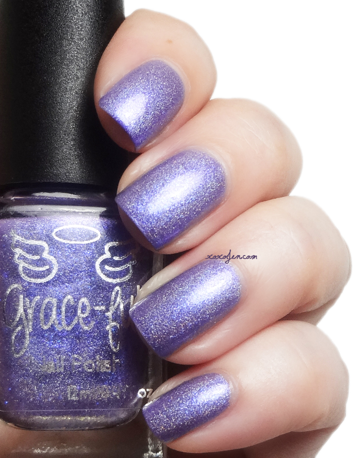xoxoJen's swatch of Grace-Full Where the Gods Dwell