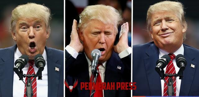 Tabiat Buruk Trump Suka Tonton Televisyen Sehingga Lapan Jam Sehari Didedah