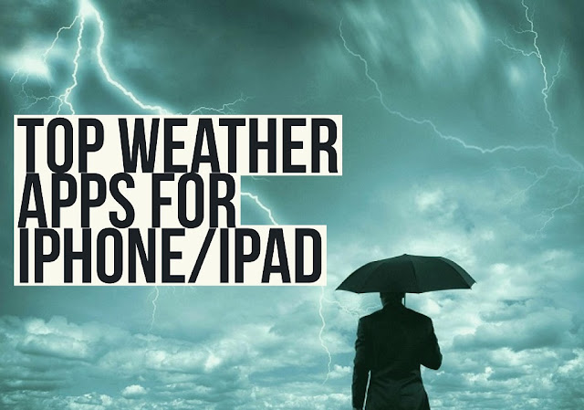 We bring you a list of top paid weather apps for iPhone and iPad that have gone free in the App Store for limited time because we don't know when their price could go up in the App Store