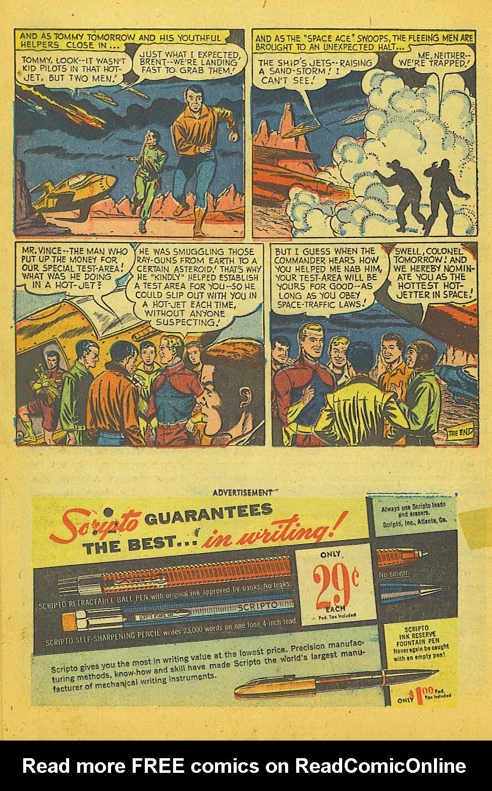 Action Comics (1938) 186 Page 25