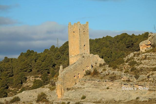 Torres de Cañavate, Alarcón