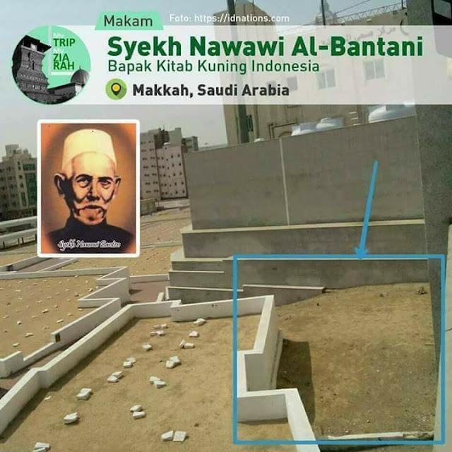 Syekh Nawawi al-Bantani: Ulama Masjidil Haram Asal Indonesia yang Mendunia