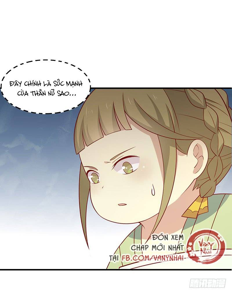 Vương Gia Người Ta Sẽ Giảm Béo Mà!!! chap 70 - Trang 33