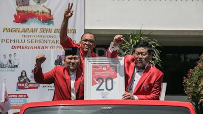 Dukung Jokowi, Hendropriyono: Haram Hukumnya PKPI Jadi Oposisi - Info Presiden Jokowi Dan Pemerintah