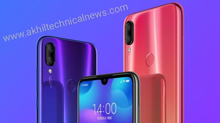Xiaomi Mi Play With 19:9 Display, Dual Rear Camera Setup Launched date