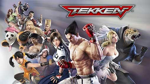 لعبة القتال والاكشن المثييرة : TEKKEN 1.3 Apk + Mod Unlocked + Data for Android مهكرة