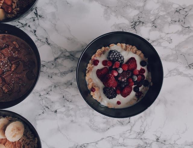 oats, protein, rezept, haferflocken, gesund, healthy, lifestyle, vanessa worth, food, foodporn, oatmeal, fitness, fit, frühstück, inspiration, chocolate