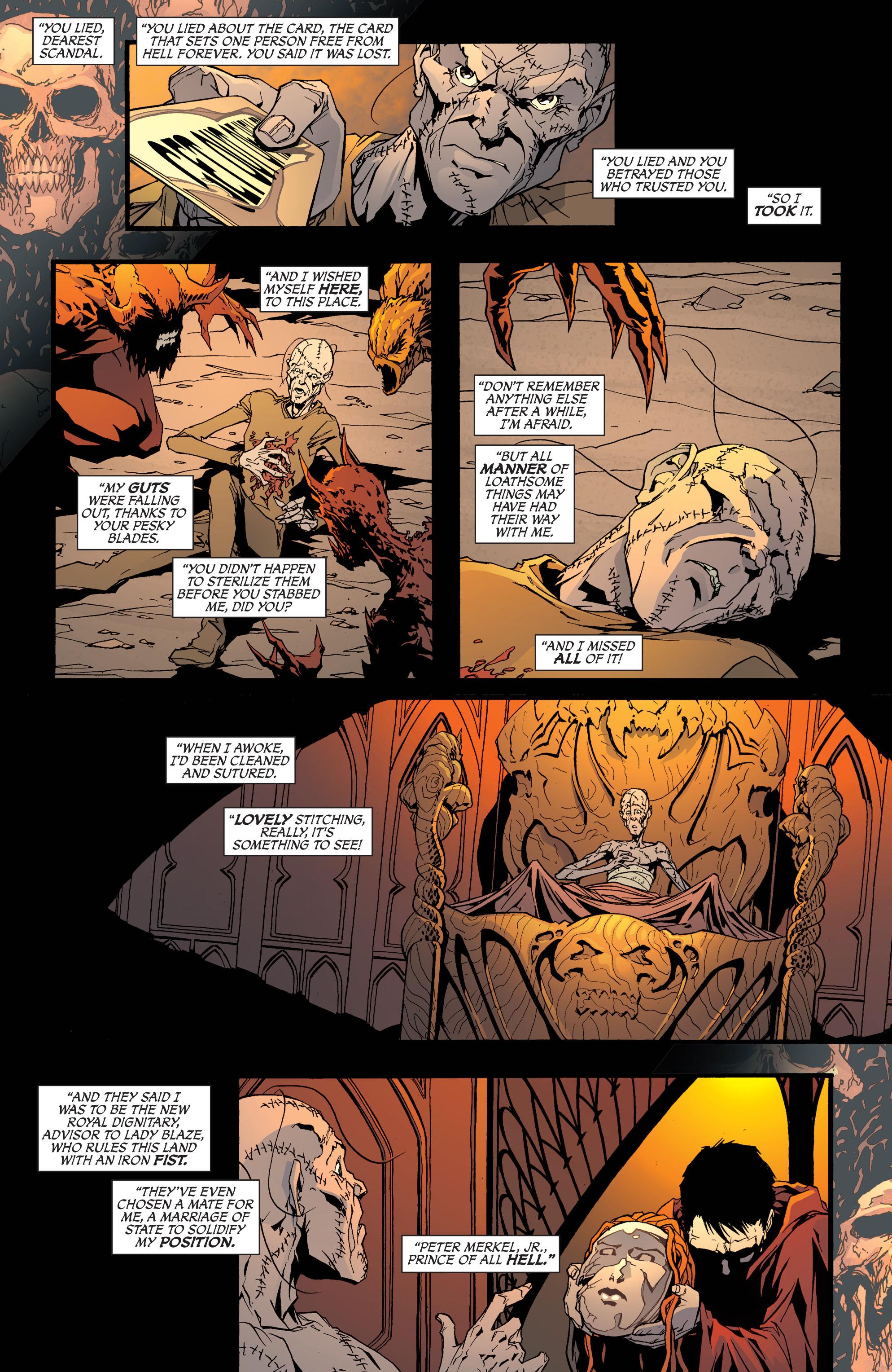 Read online Secret Six (2008) comic -  Issue #32 - 5