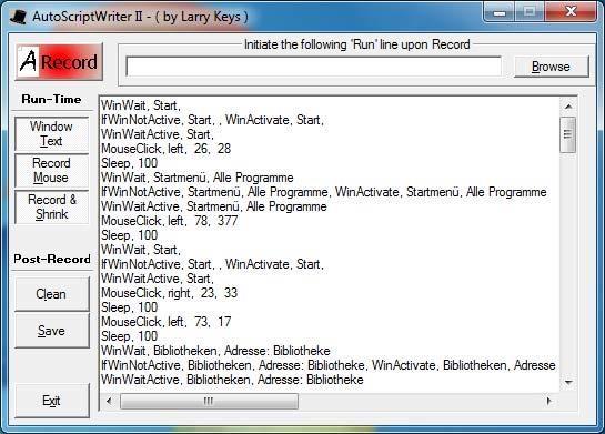 برنامج AutoHotkey  لتهكير الألعاب على الكمبيوتر عبر انجاز المهام في اللعبة