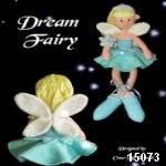 Patron gratis hada amigurumi, Free amigurumi pattern fairy